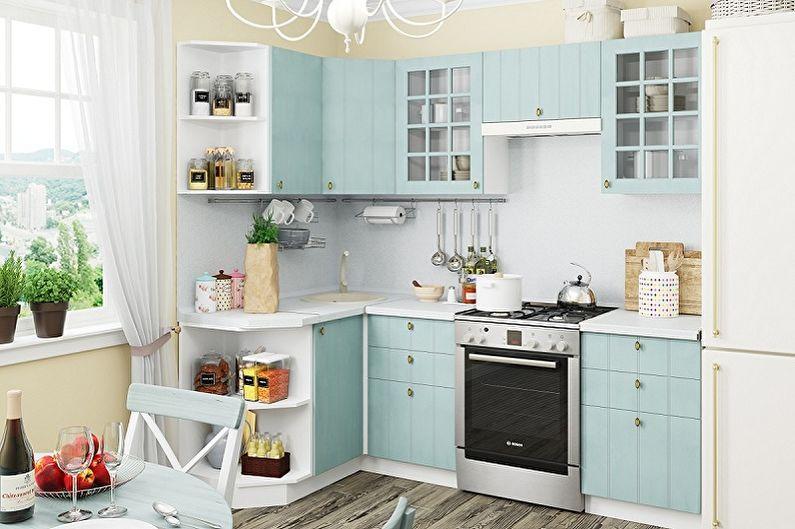 Set de cuisine pour une petite cuisine - Sélection façade