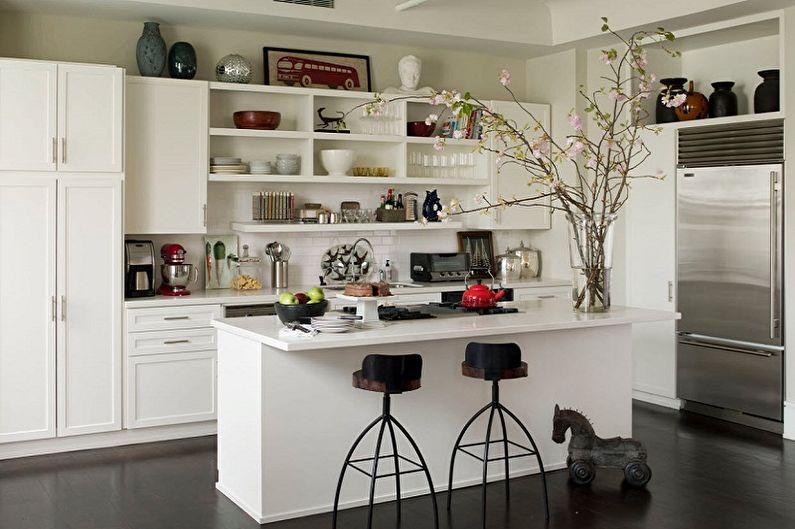 Set de cuisine pour petites cuisines - Conseils pour optimiser les petits espaces