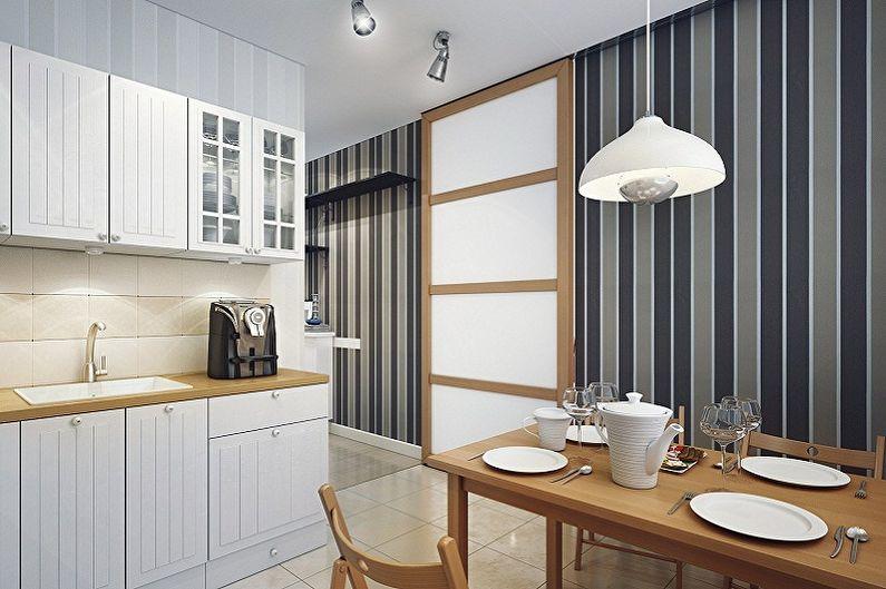 Papier peint de cuisine lavable - Avantages
