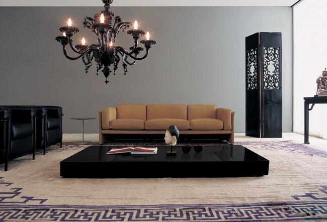 Lustre élégant assorti au mobilier