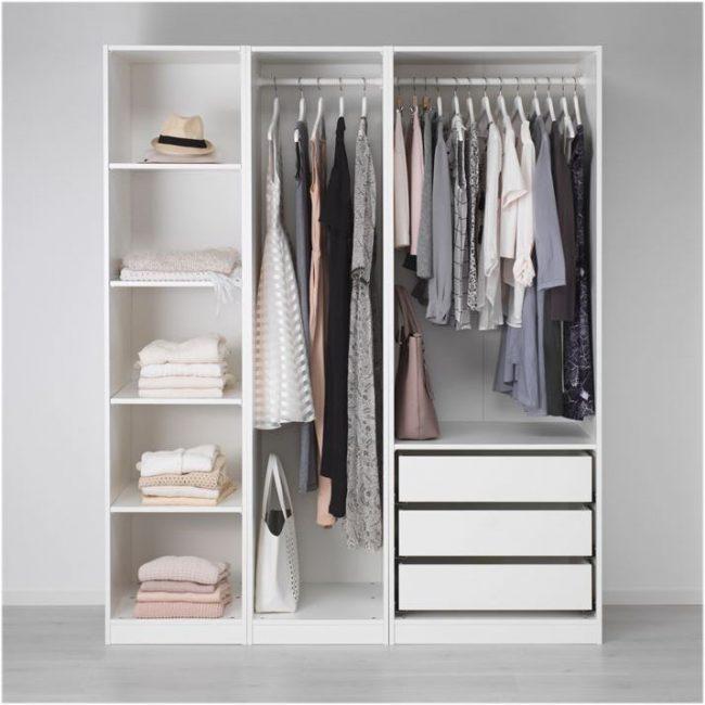 Option budgétaire pour le remplissage de l'armoire