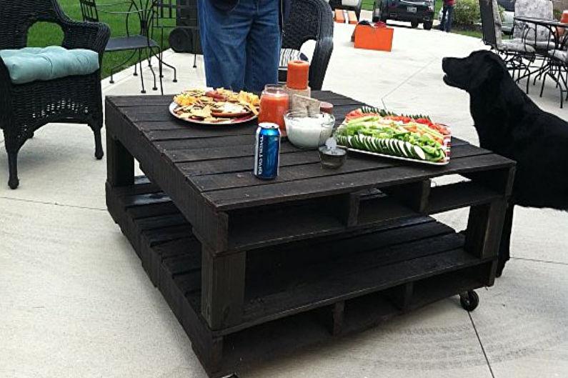 Mobilier Palette - Tables