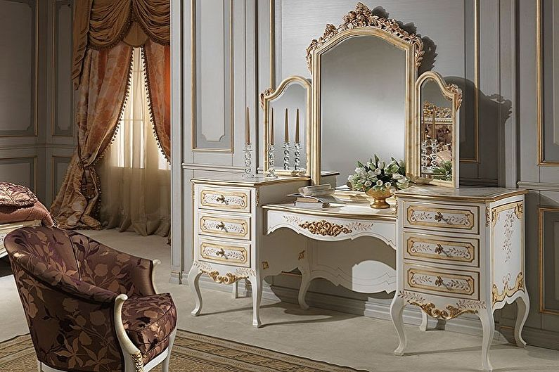 Coiffeuse avec miroir - Roominess