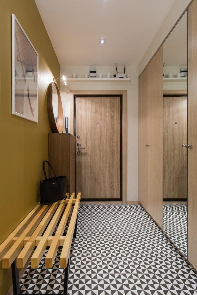 banc de couloir