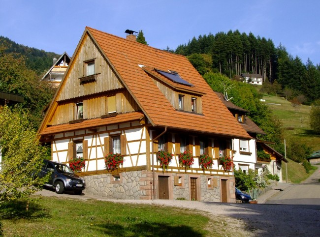 Maison à colombages - praticité et beauté en une seule personne