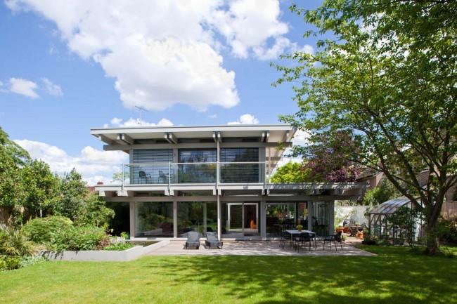 Les maisons à colombages sont minimalistes, élégantes, étonnamment simples, mais toujours individuelles