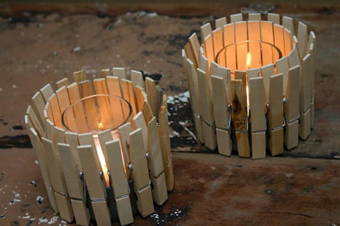 Pot-chandelier