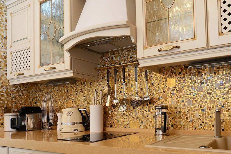 Cuisine Art Déco Design - Décorations Murales
