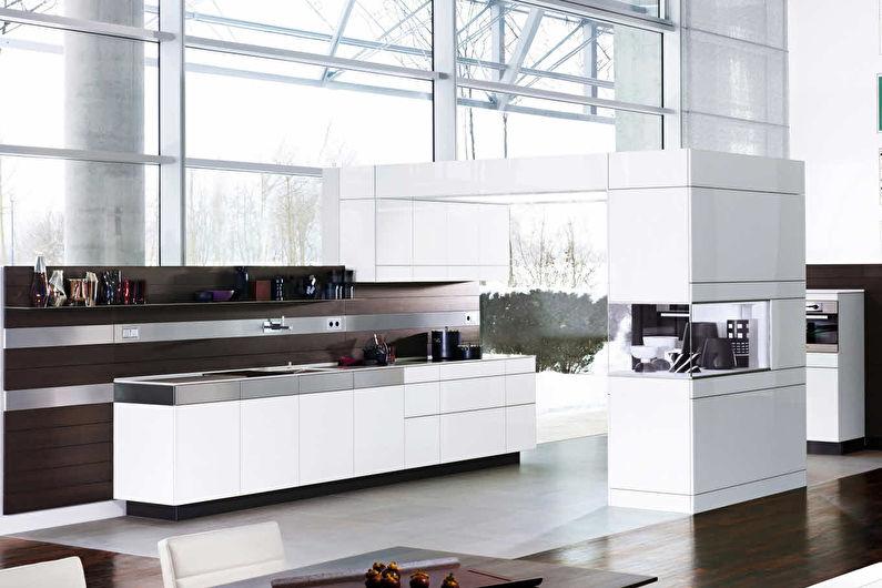 Cuisines architecturales et intégrées
