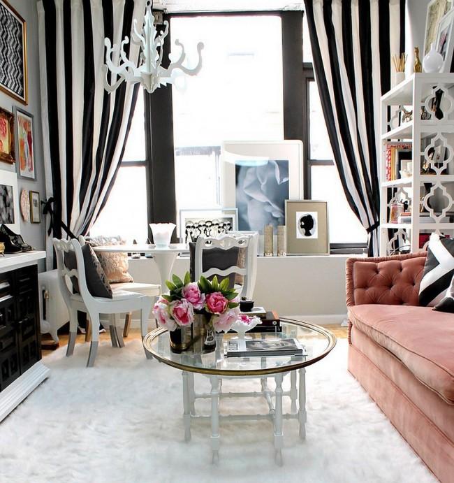 Luxueux salon Art Déco
