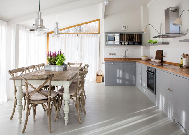 Une solution pratique pour organiser l'espace de votre cuisine