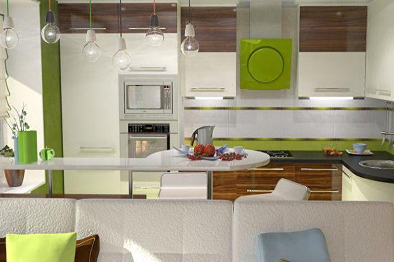 Cuisine Studio Design - Meubles