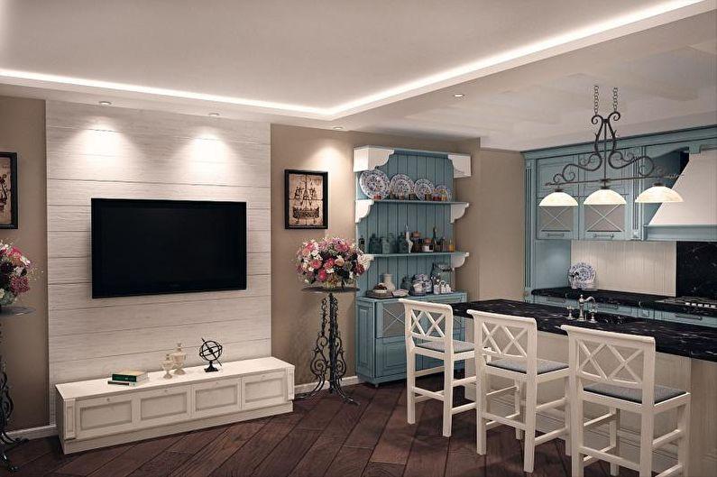 Cuisine Studio Design - Décor