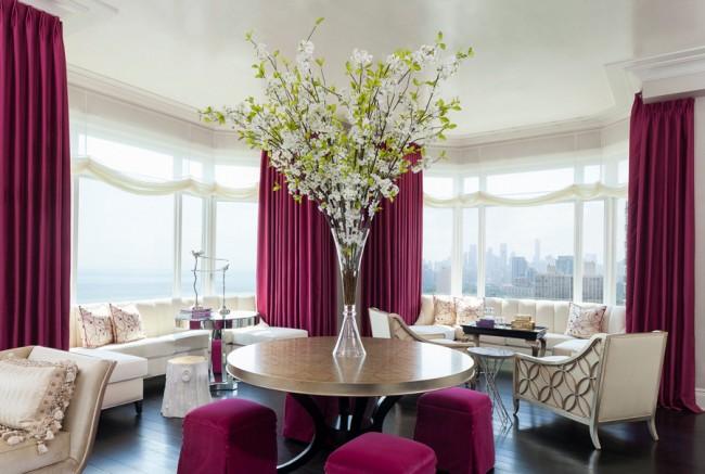 L'élégance sobre et le luxe sont des traits caractéristiques du néoclassicisme