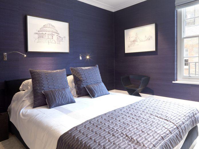 minimalisme dans la chambre