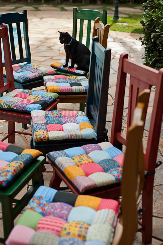 Housses de siège bricolage avec style