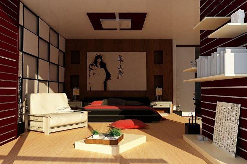 Chambre Teen Boy Style Ethnique - Design d'Intérieur