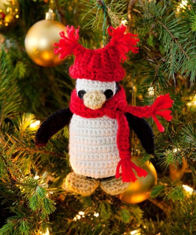 Décor tricoté - gage d'une ambiance cosy et chaleureuse