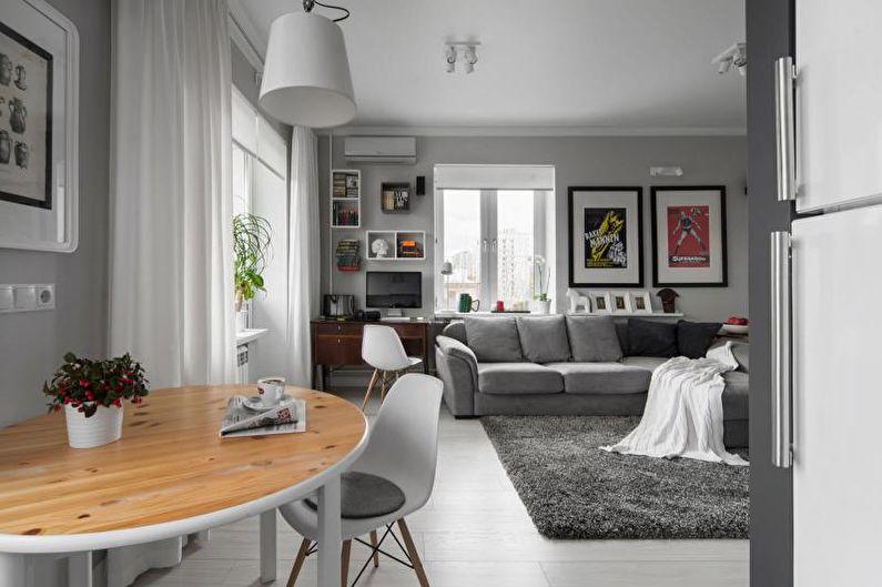Studio design à Khrouchtchev - Meubles