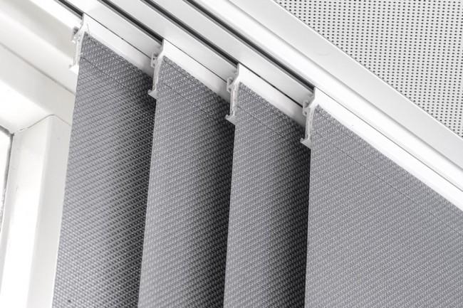 L'un des principaux avantages des rideaux japonais est la possibilité de varier le mouvement des rideaux et de les superposer s'ils sont transparents