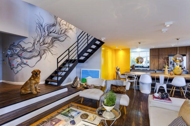 Un aménagement bien pensé vous permettra de conserver longtemps l'originalité de votre maison
