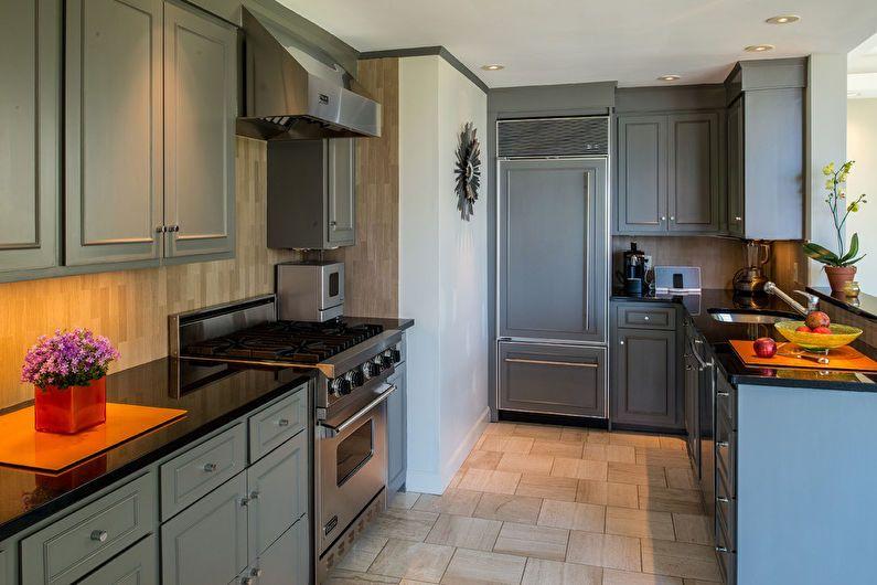 Conception de cuisine 6 m²  - genre
