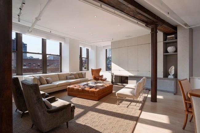 La décoration du salon est très importante pour l'ensemble de l'intérieur, car il s'agit de la pièce centrale de la maison.