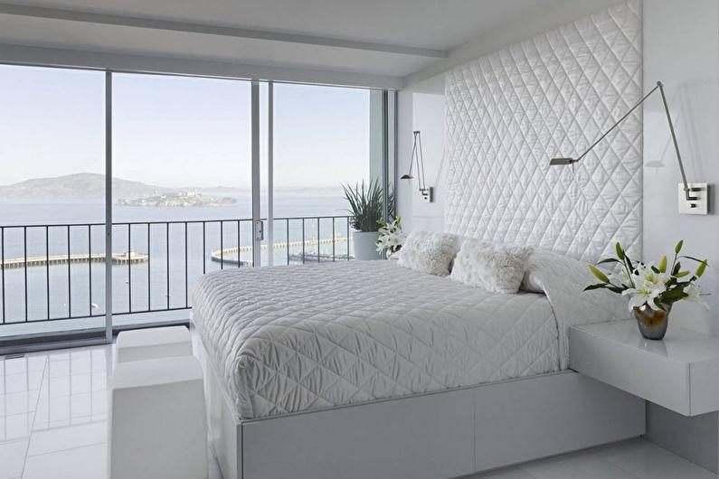 Design de chambre minimaliste - Meubles
