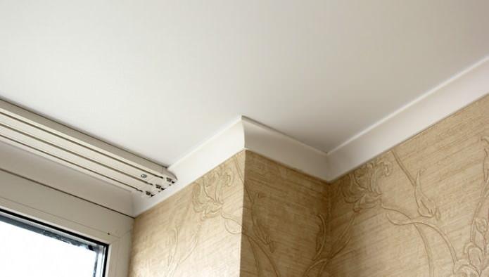 Plinthe pour plafond tendu