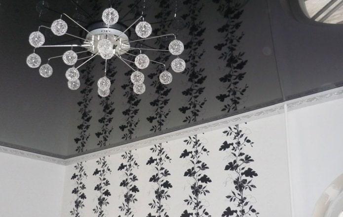 Plinthe de plafond en polystyrène pour plafond tendu