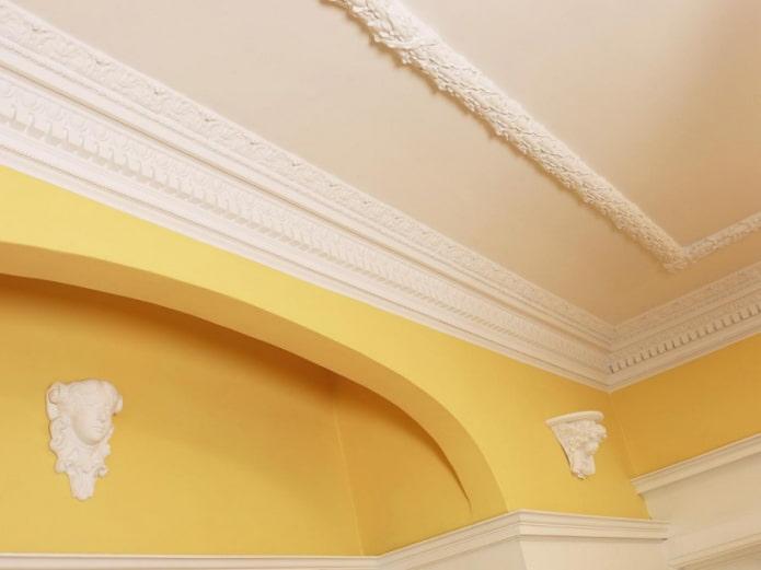 Filet de plafond en duropolymère
