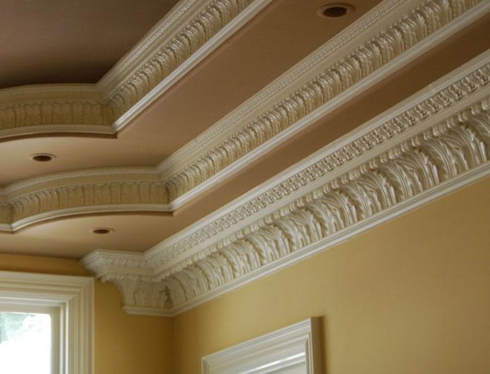 congé de plafond flexible