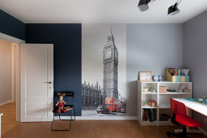 photos murales pour un enfant de 10 à 12 ans