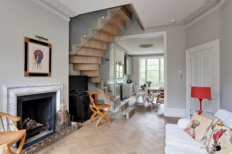 Foyer de salon - Conseils d'installation