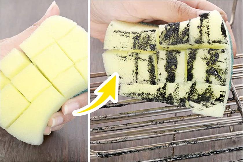 10 outils de nettoyage qui coûtent un centime