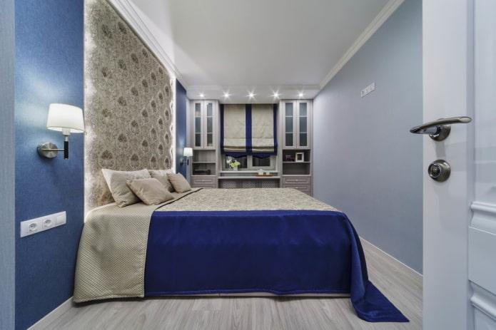 chambre rectangulaire