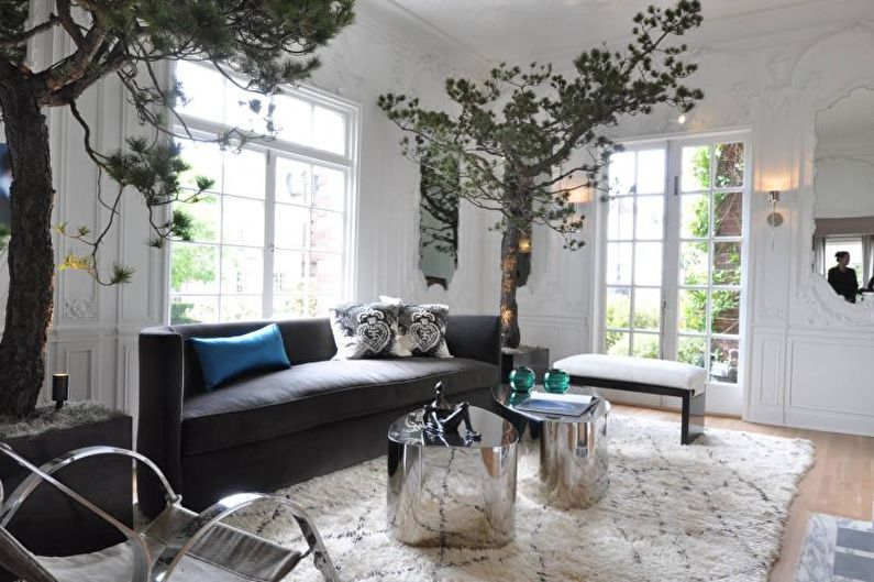 Meubles de salon de style moderne - Eco-style