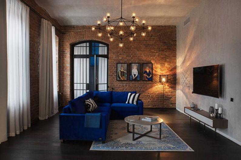 Mobilier de salon contemporain - Loft