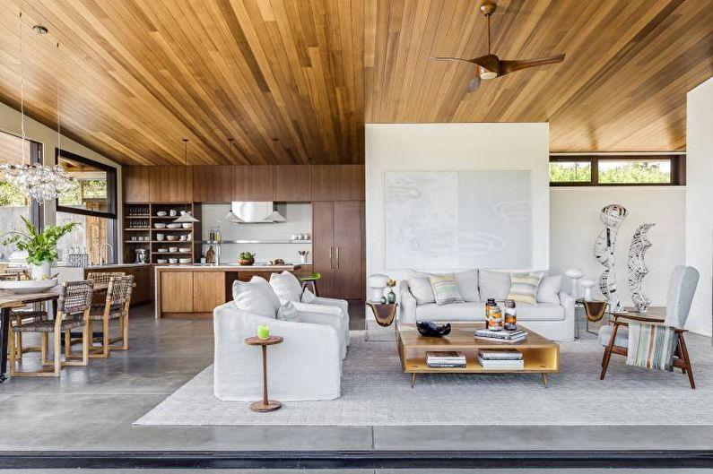 Meubles de salon de style moderne - Moderne