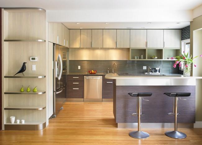 Avec l'aide d'idées et de votre propre imagination, vous pouvez créer un intérieur de cuisine unique et différent des autres