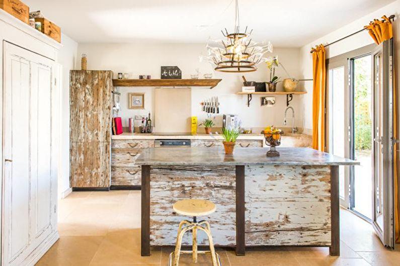 Belles photos de cuisine - Belle cuisine en Provence