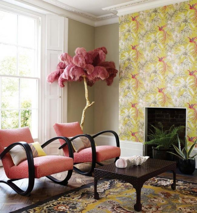 Des couleurs correctement sélectionnées offriront confort et confort dans la pièce