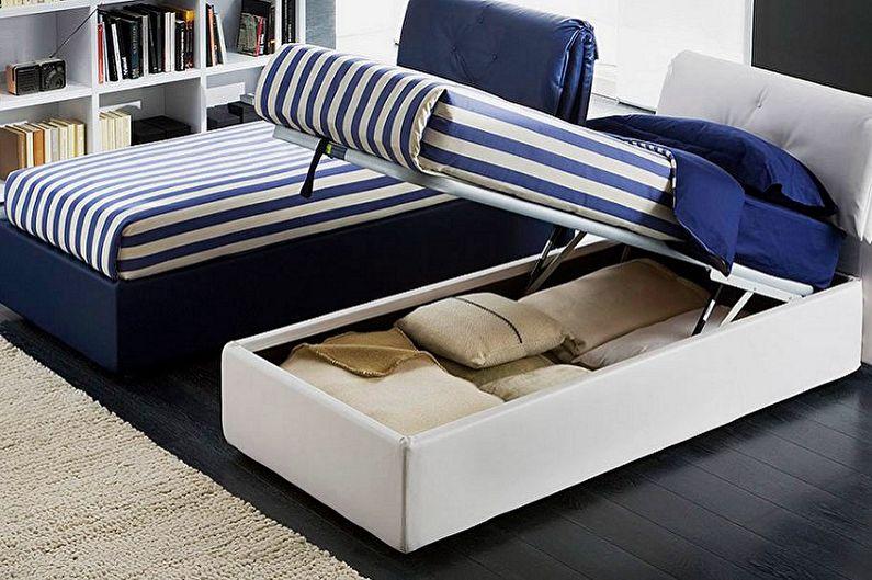Types de lits simples - Lit relevable