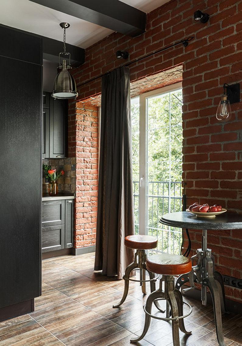 Carrelage de sol de cuisine - Avantages et inconvénients