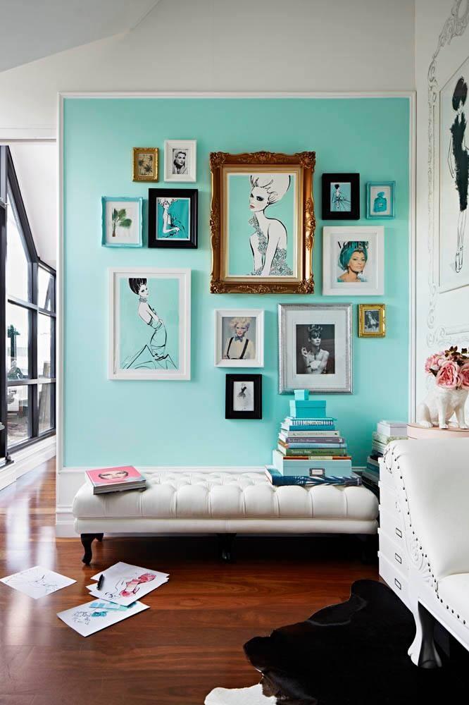 Photo 13 - Turquoise gracieuse à l'intérieur