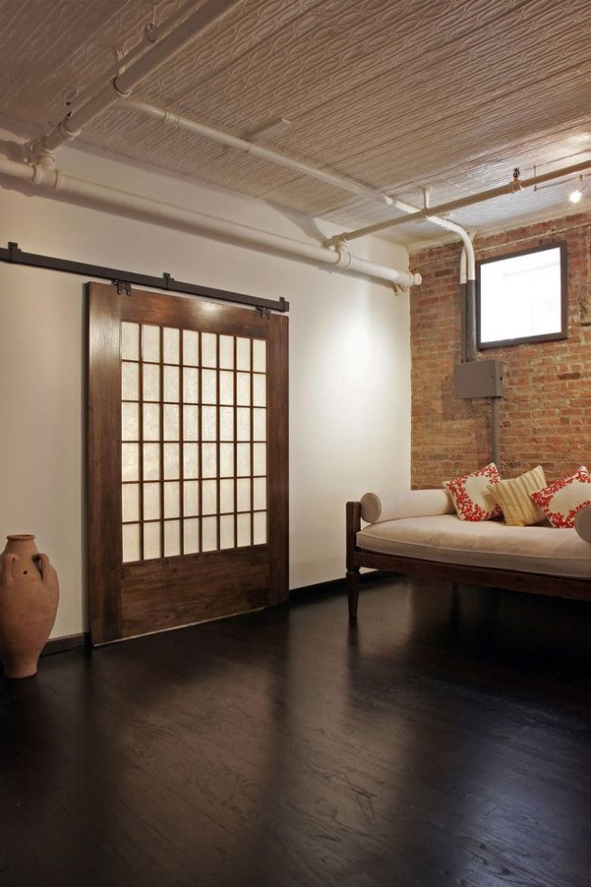 Style industriel en design d'intérieur