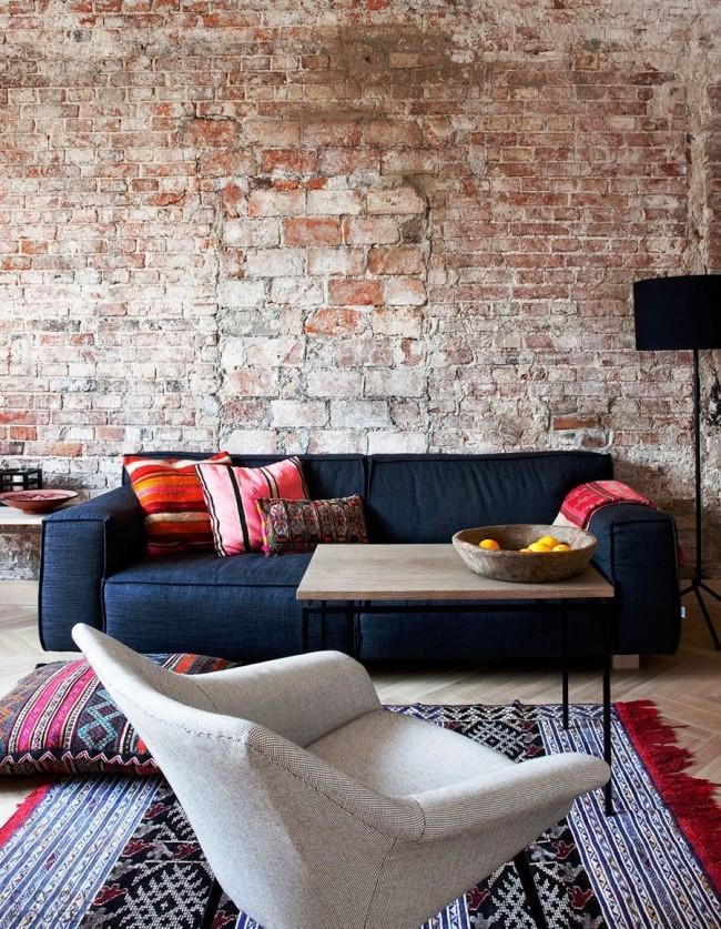 La brique décorative est un matériau assez écologique