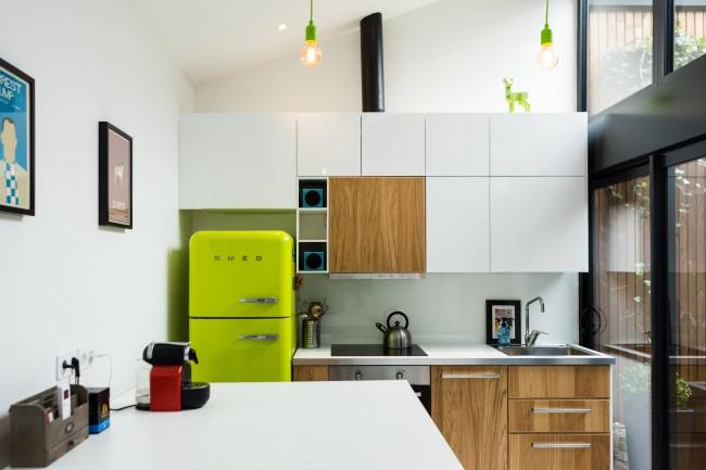 Des surfaces faciles à nettoyer et une bonne ventilation sont le secret d'une cuisine soignée et exemplaire.