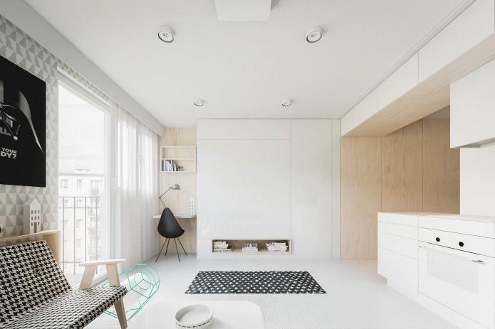 petit studio 20 m²  m.