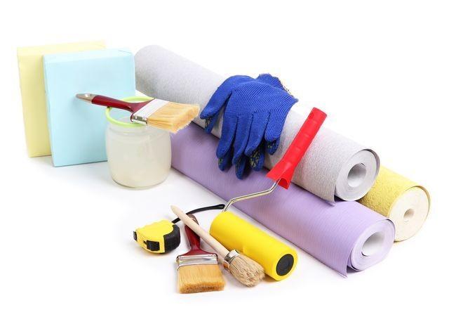 Outils de base pour un papier peint confortable